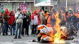 """""""Europe Weekly"""": polémica com Juncker e protesto belga em destaque"""