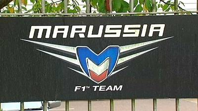 F1 team Marussia folds and disappears from the grid