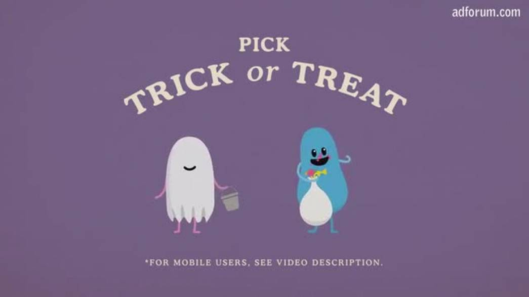 Dumb Ways to Die Halloween (Metro Trains)