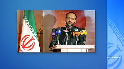 Iran: New broadcast boss Sarafraz is on European human rights blacklist