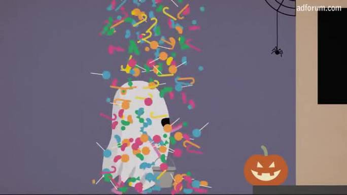 Dumb Ways to Die Halloween - Treat (Metro Trains)