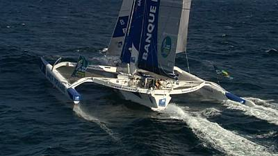 Route du Rhum: A point of view from Pointe-a-Pitre