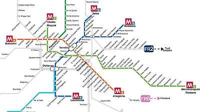 New metro line finally opens in Rome