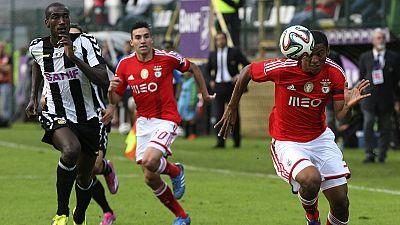 Liga Portuguesa, J10: Com Sporting e FC Porto a tropeçar, Benfica soma e segue