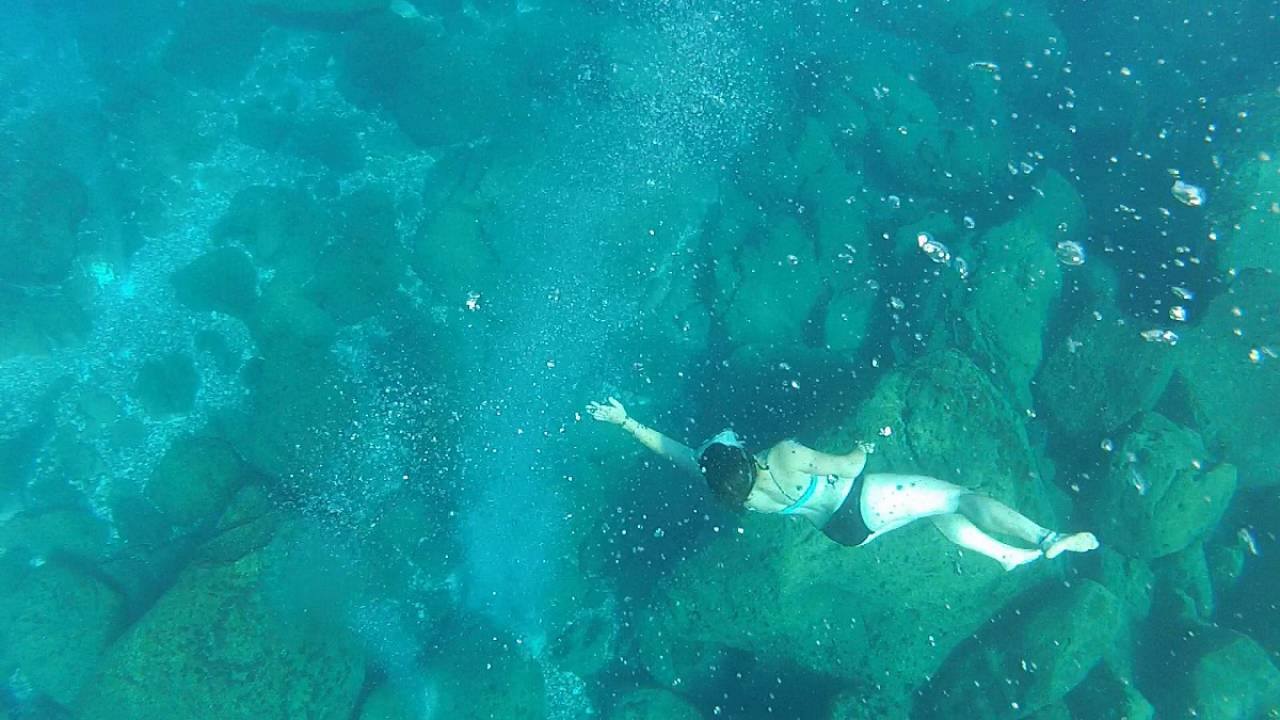 СО2 под водой: всё дело в волшебных пузырьках