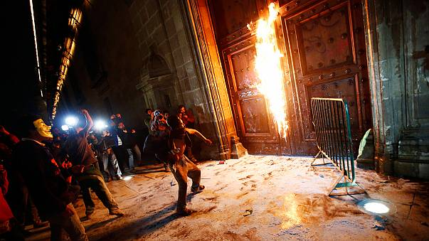 #YaMeCansé: Mexico's desperate rallying cry