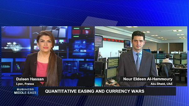 البرامج التحفيزية و حرب العملات ...منافع اقتصادية للشرق الأوسط