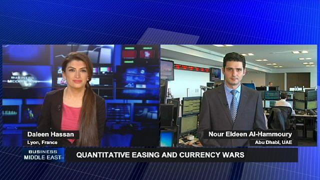 """На Ближнем Востоке ждут эффекта """"дешевых денег"""""""