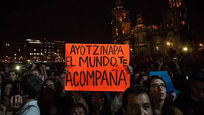 Pressure mounts on Mexican govt over missing students case