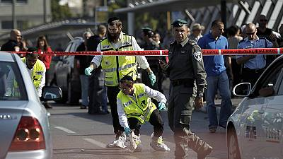 Knife attacks leave Israeli woman and soldier dead