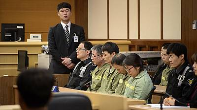 South Korea ferry disaster captain sentenced to 36 years for negligence