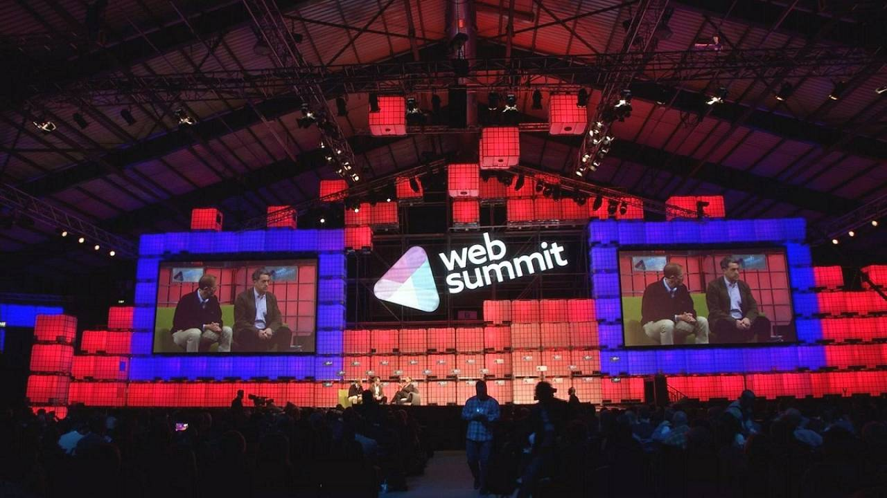 Dublin's tech Web Summit attracts record crowds