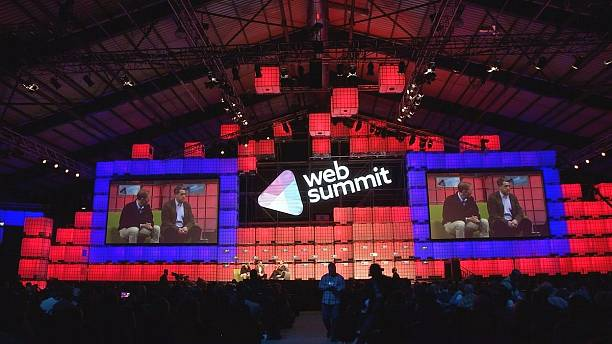 Dublin's tech Web Summit attracts record crowds