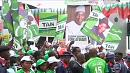 El presidente de Nigeria buscará un segundo mandato