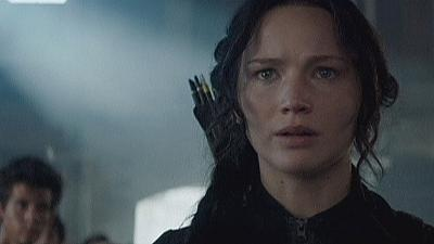 The Hunger Games series takes a darker turn in 'Mockingjay – Part 1'