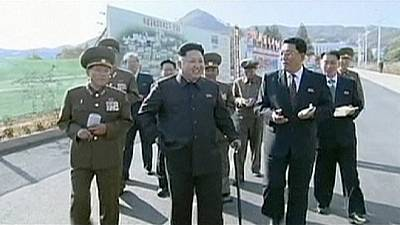 North Korea's Kim Jong-un back in the public eye – nocomment