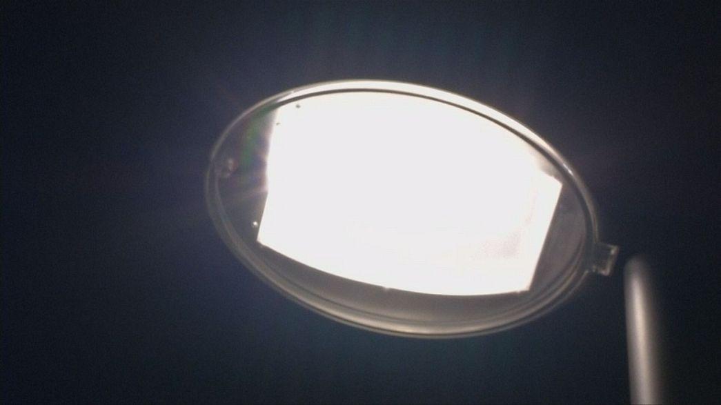 """""""Smart Lights"""" in Kopenhagen"""