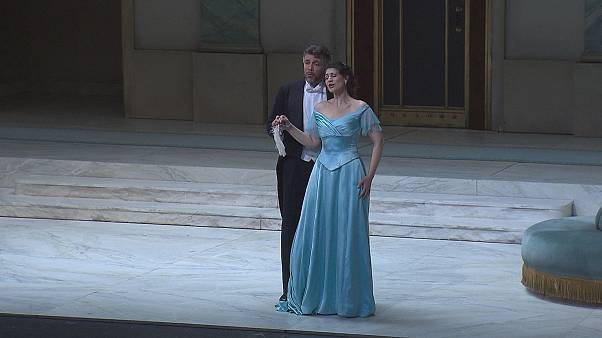 Arabella au Semper Opera de Dresde pour l'anniversaire de la naissance de Richard Strauss