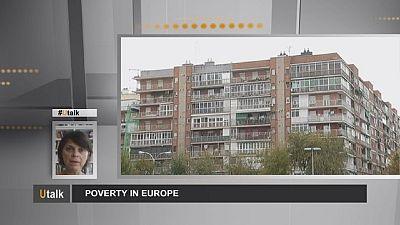 Combater o risco de pobreza na Europa