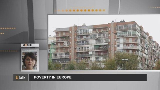 """""""A szegénység politikai kérdés, nem istentől való dolog"""""""