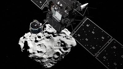 European scientists wait for comet probe to 'start doing some science'