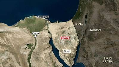 At least five dead in gun attacks in Egypt's Sinai region