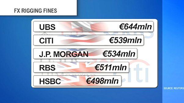 Watch: UK economics editor furious about latest scandal to rock world banks