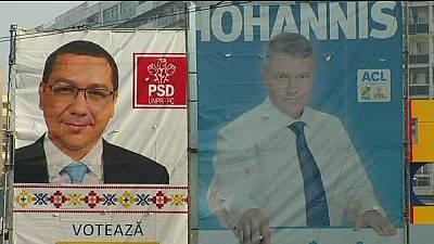 Romania: Presidential run-off vote set for Sunday