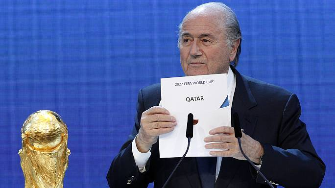 'Another shambolic day for FIFA': you couldn't make it up