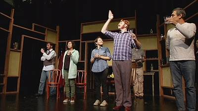 New York Deaf Theatre marks 35 years with 'Jekyll and Hyde'