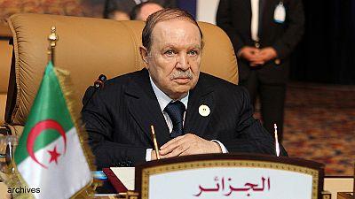 Algerian President Abdelaziz Bouteflika 'hospitalised in France'
