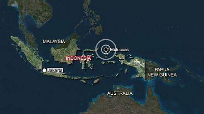 Indonesia escapes earthquake damage