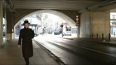 Orthodox Jew attacked in Antwerp