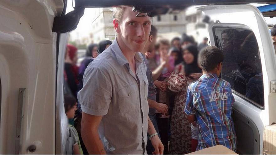 ISIL claim execution of American hostage Peter Kassig