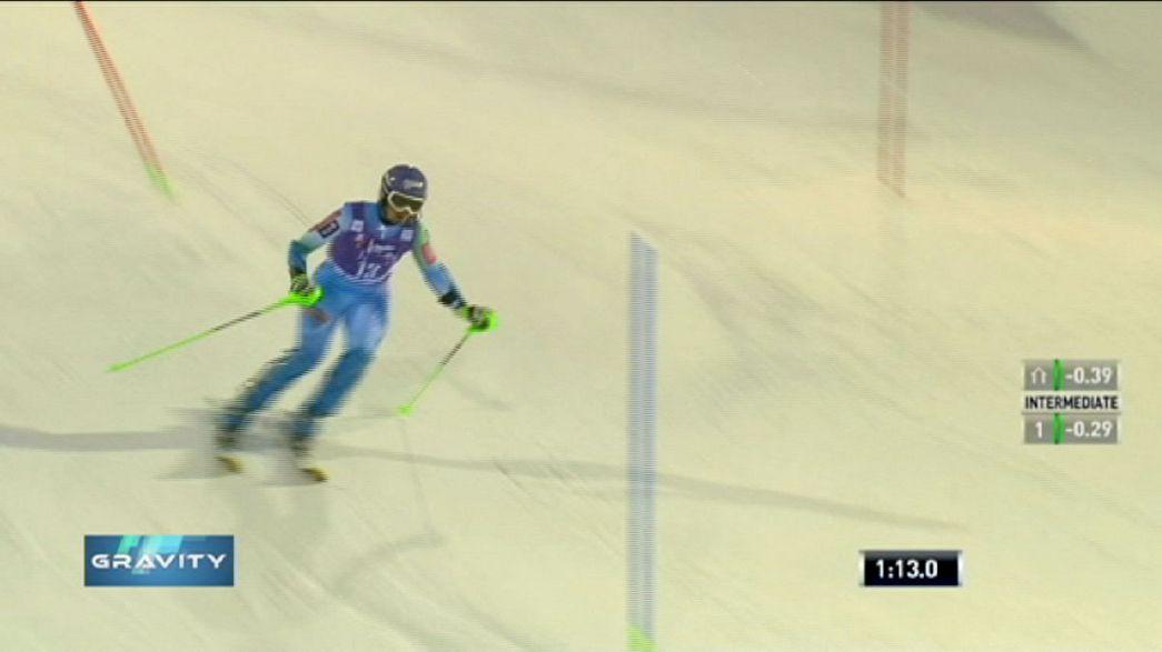 Gravity: Kristoffersen beffa Hirscher nello slalom, la Maze torna in vetta
