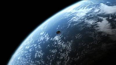 Nasa map shows frequency of asteroid impacts
