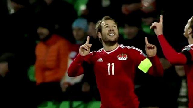 Euro 2016 elemelerinde küçük takımlardan büyük sürpriz