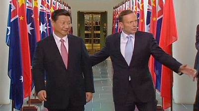 China and Australia sign long-awaited free trade deal