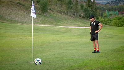 Dutchman wins footgolf's inaugural Europa Cup