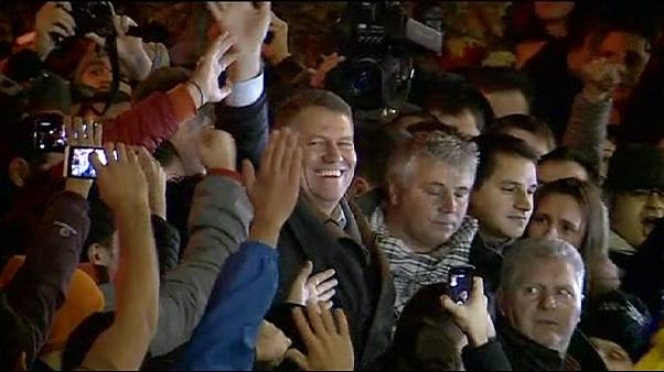 Surprise presidential result may bring a wind of change in Romania
