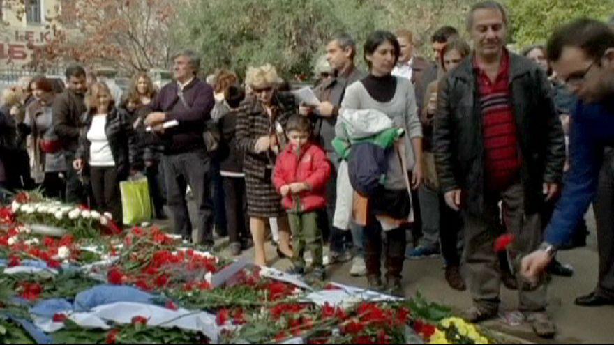 Greeks remember 1973 uprising anniversary
