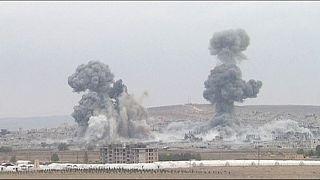 Nuovi raid arei americani a Kobane