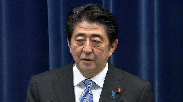 """Провал """"Абэномики"""" привел Японию к досрочным выборам"""