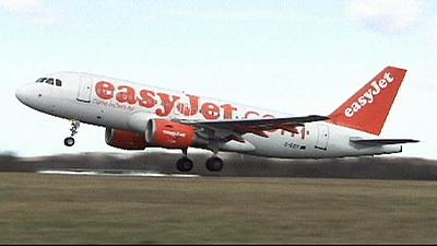 Easy jet's winter bookings and pretax profits flying high