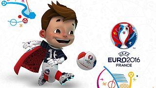 Αυτή είναι η μασκότ του EURO 2016