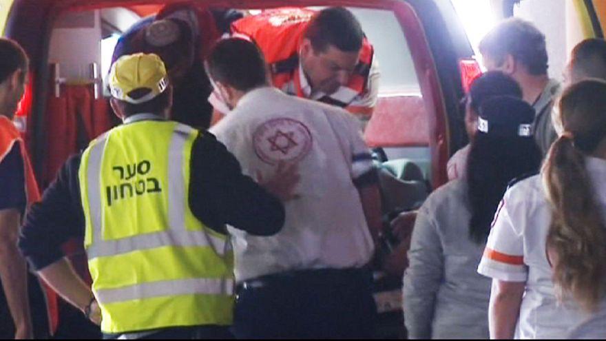 Palästinenserpräsident verurteilt Anschlag in Jerusalem