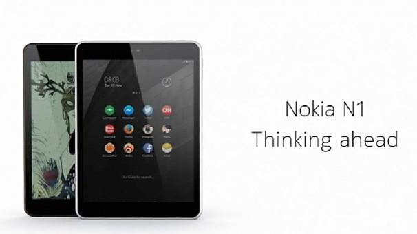 Nokia launches new tablet