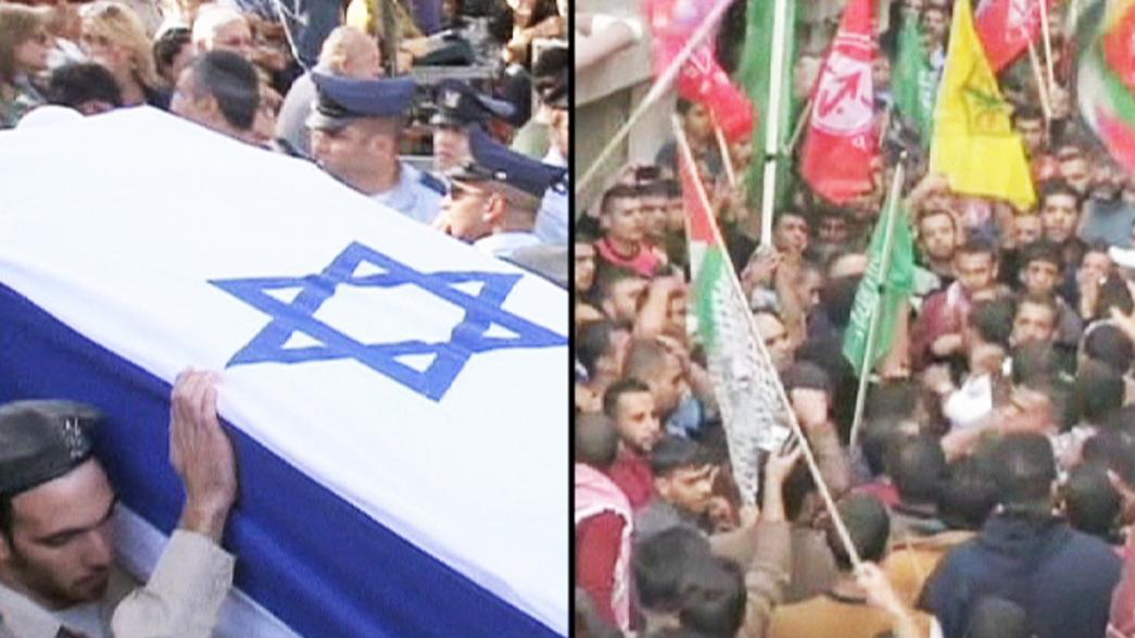 Mais colonatos em Jerusalém Leste; mais violência