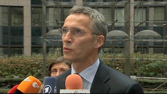 НАТО говорит о российской военной угрозе Украине
