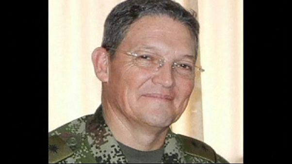 شورشیان فارک، ژنرال ارتش کلمبیا را ربودند